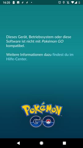- (Games, Betriebssystem, Pokemon Go)