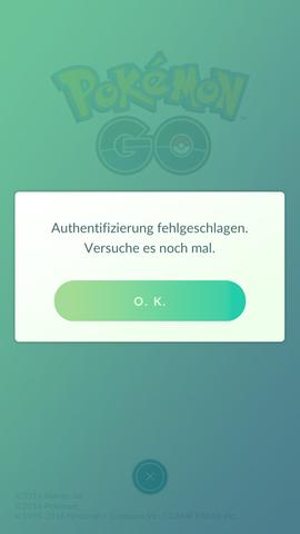 - (Technik, App, Pokemon Go)