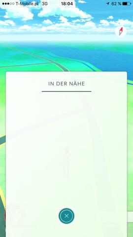 Keins in der Nähe  - (Ausland, Pokemon Go)