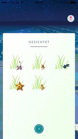 PG  - (Telekommunikation, Pokemon, Pokemon Go)