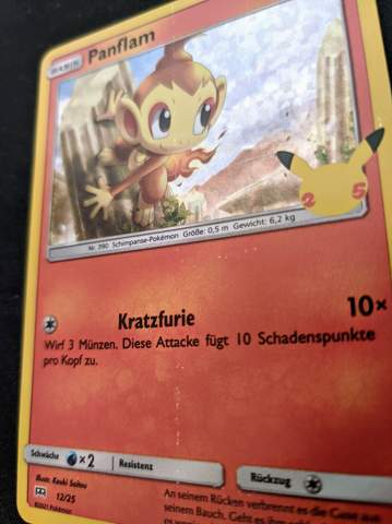 Pokemon Karten Druckfehler?