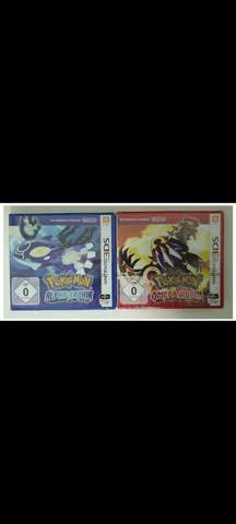 Pokemon Omega Rubin/Saphire fake?