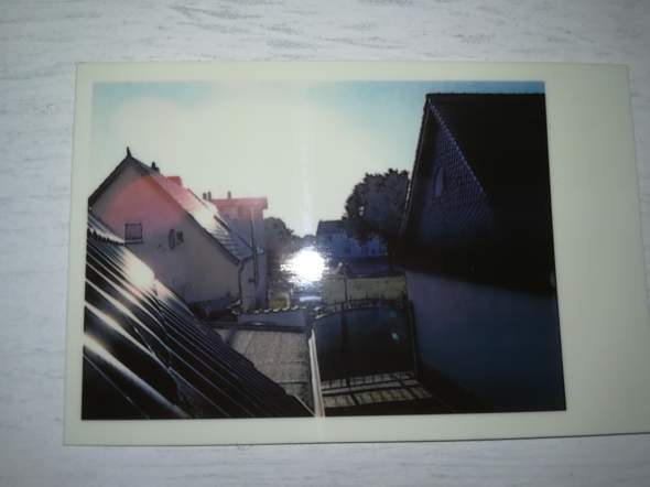 Polaroid Snap Bilderqualität schlecht?