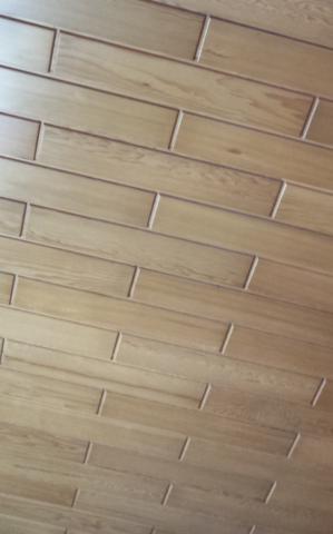 Bild von meiner Decke - (tanzen, Handwerker, Boden)