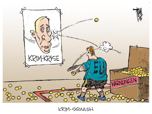 Karikatur - (Schule, Politik)