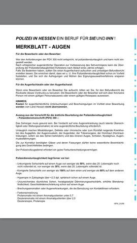 berbungsbogen augen arbeit beruf bewerbung - Polizei Bewerbung Hessen