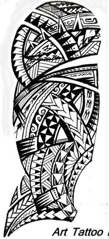 polynesische maori tattoo bedeutung. Black Bedroom Furniture Sets. Home Design Ideas