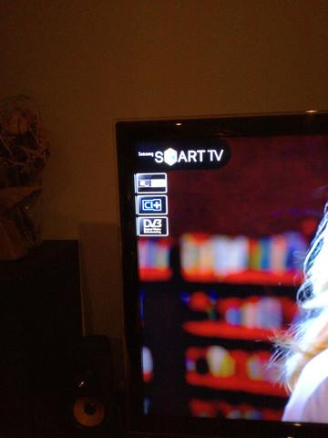 - (Fernsehen, Einstellungen, pop-up)