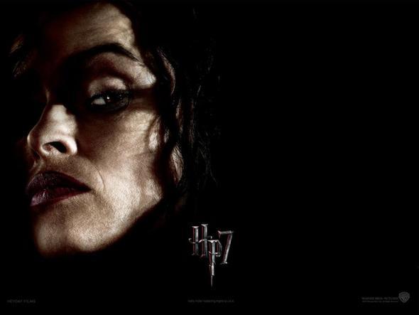 Bellatrix Lestrange - (zeichnen, Material, stifte)