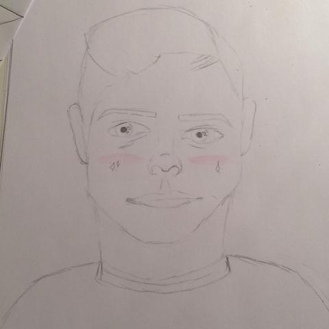 die skizze - (Schule, Kunst, Pubertaet)