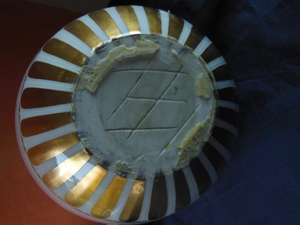 Bodenmarke - (Freizeit, Antiquitäten, Porzellan)