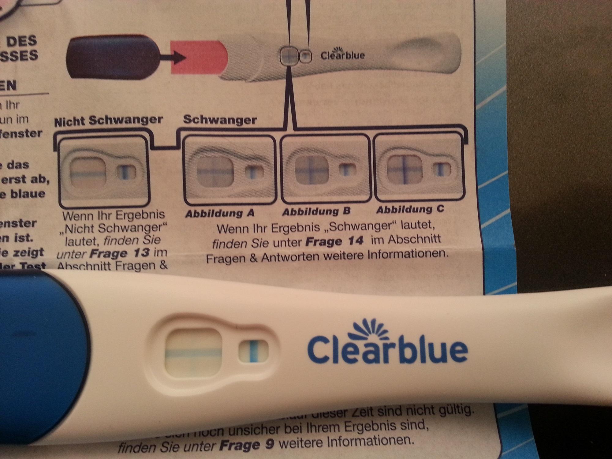 positiv oder negativ sst schwangerschaft schwanger test. Black Bedroom Furniture Sets. Home Design Ideas