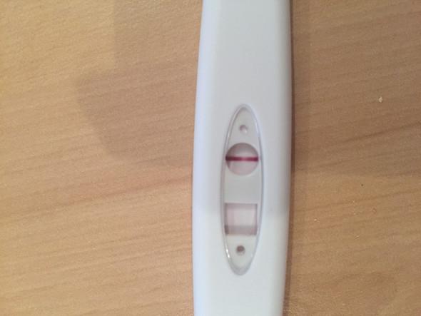 Das ist der test - (Gesundheit, Schwangerschaftstest, Kinderwunsch)
