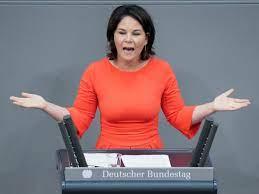Postendiskussion: Sollten die Grünen an Baerbock, als Bundesvorsitzende der Grünen, bis zur nächsten Bundestagswahl festhalten?