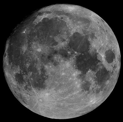 Mond - (Mond, Poster)