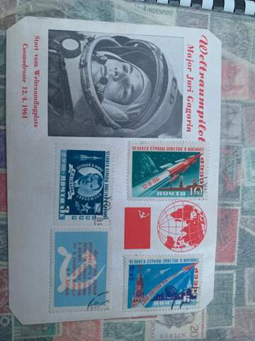 Postkarte bzw. Briefmarke  Wertvoll?