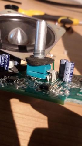 Potentiometer - (Elektronik, audio, Elektrik)
