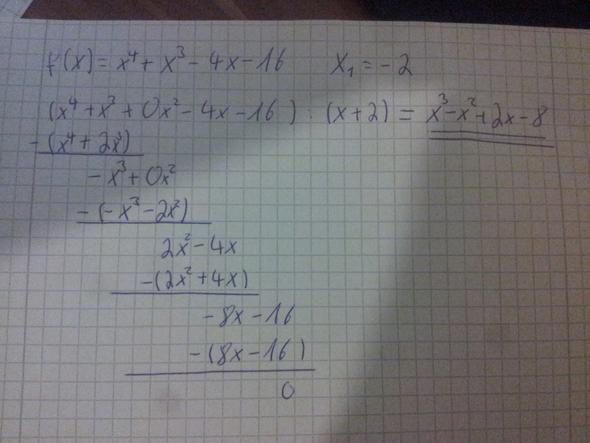 Bild 1 - (Mathe, Mathematik, Funktion)