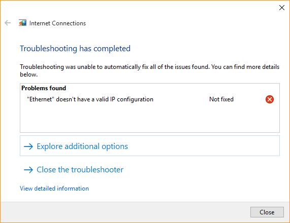 Fehlermeldung Windows Netzwerk Diagnose - (Internet, Netzwerk, Powerline)
