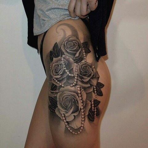Das Tattoo - (Tattoo, Tätowieren, Tätowierung)