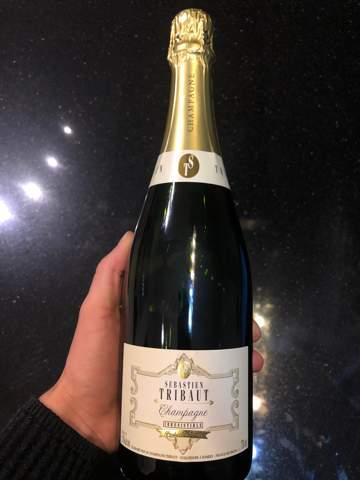 Preis für Champagner : Sebastien Tribaut Irresistible  (Siehe Bilder)?