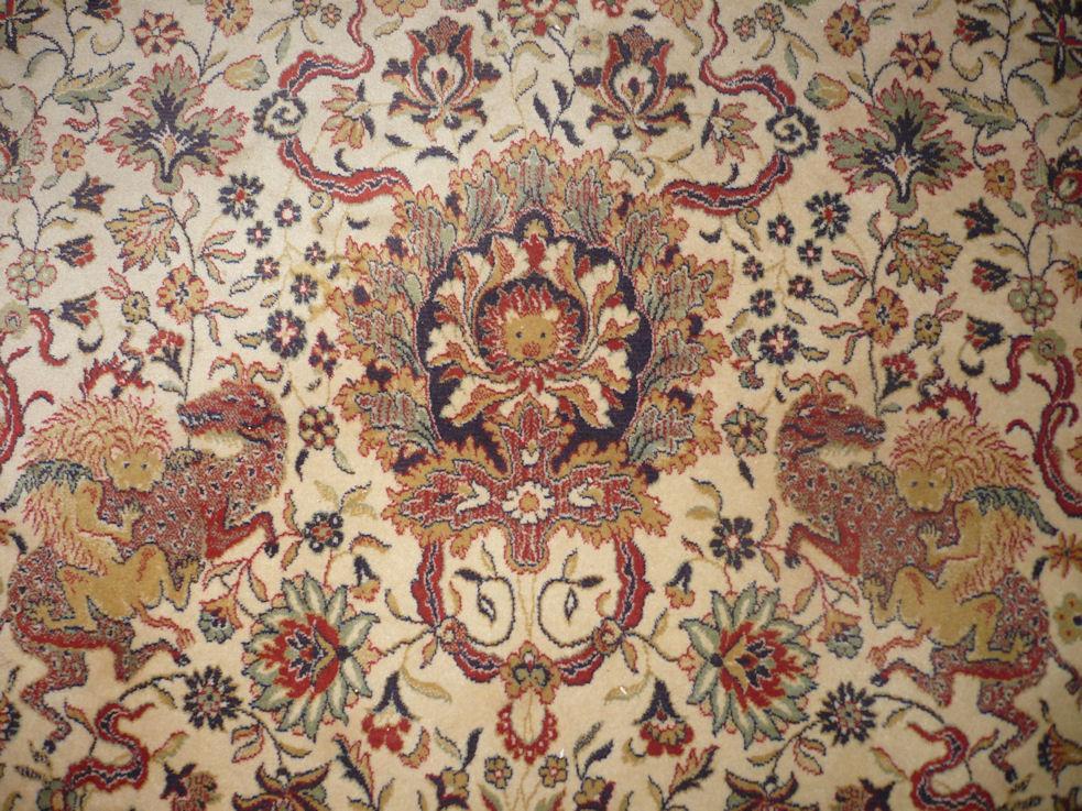 Preisschätzung für einen persischen Teppich (Perserteppich