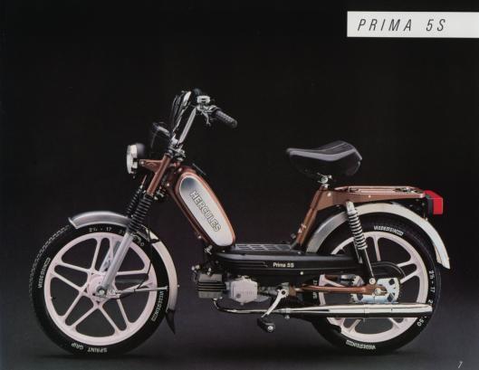 so wie ich sie möchte - (Roller, Mofa, Moped)
