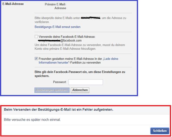 Wie ändere ich deine E-Mail auf Facebook?