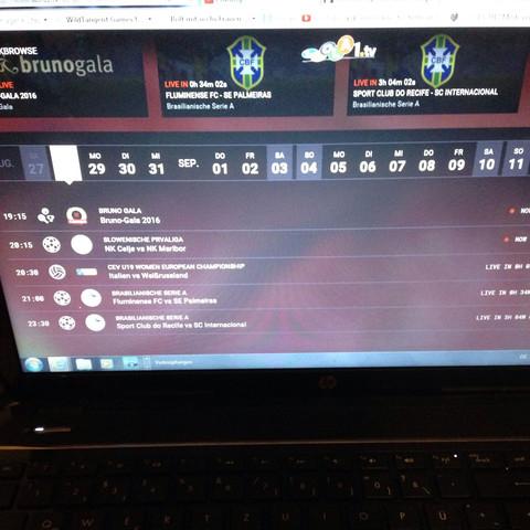 primera division stream