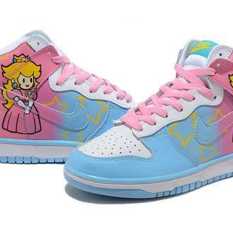 ein Sneaker NikeSchuhe Princess Peach von Original nN8wvm0