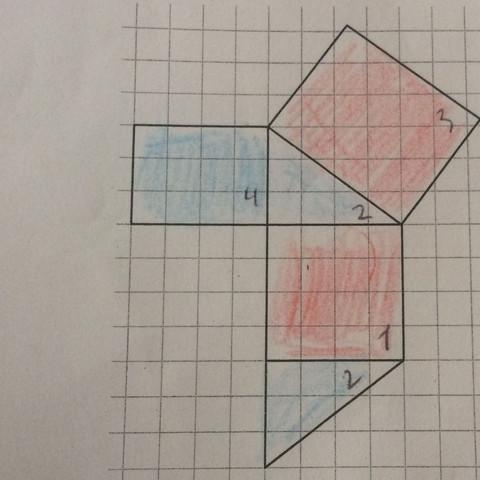 Prisma - Berechnung? (Schule, Mathe, Mathematik)