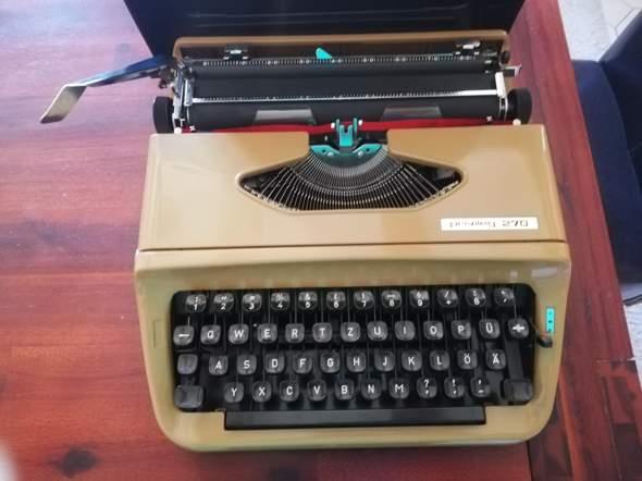 Privileg Schreibmaschine?