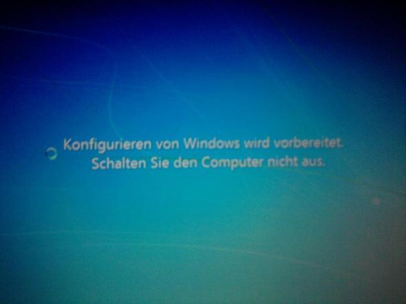 Konfiguration  - (Computer, PC, Windows 7)