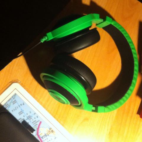 Headset - (Headset, Ton, Audacity)