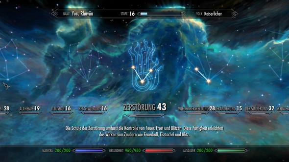 Talentbaum - (Videospiele, Mods, skyrim)