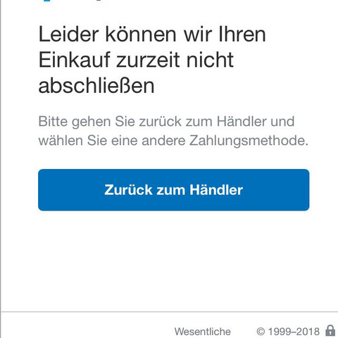 Hier ein Screenshot dazu - (PayPal, Bestellung, Zahlung)