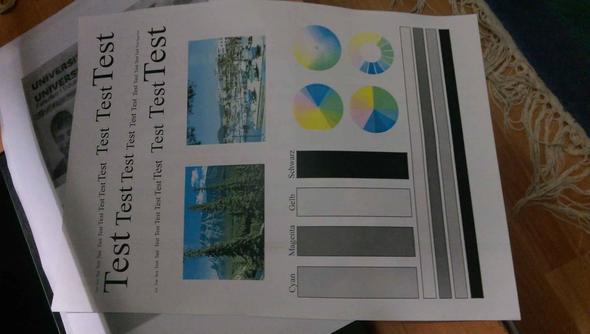 Problem beim drucken mit farben (Farbe, Drucker)