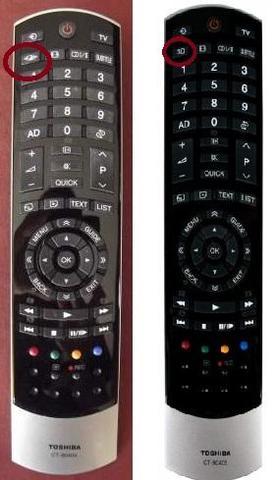 Welche Fernbedienung gehört zu meine Fernseher??? - (Fernseher, LCD, Fernbedienung)