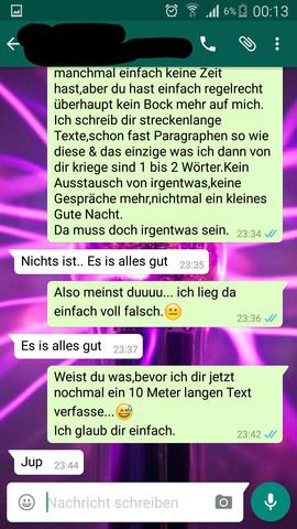 Der beste Weg, ein Mädchen zu texten