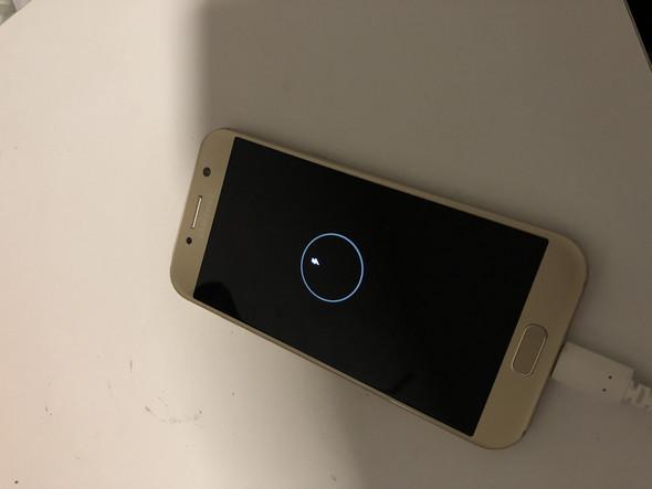 Problem mit Meinem Samsung Handy(Galaxy A5)?