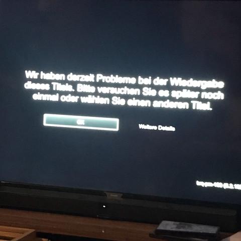 Problem Mit Netflix Keine Wiedergabe Tv Wlan Philips