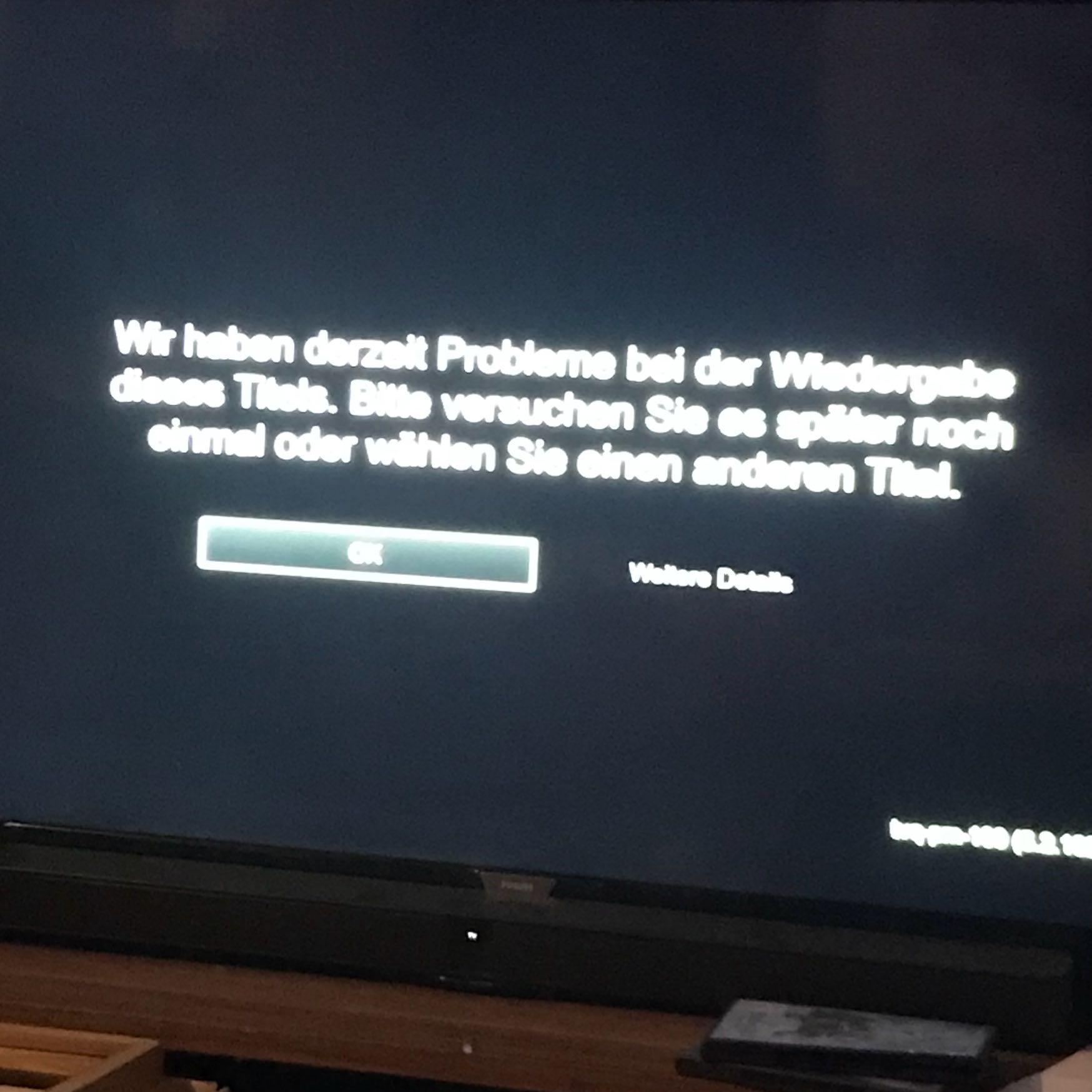 Netflix Probleme Bei Der Wiedergabe