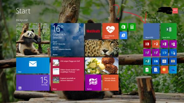 Word 2013 Symbol fehlt - (PC, Windows)