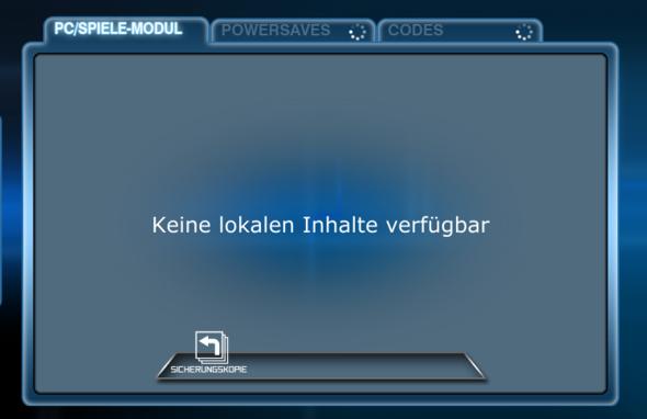 Keine lokalen Inhalte verfügbar - (Games, nds)