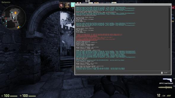 #1 - (Computer, Steam, CS:GO)