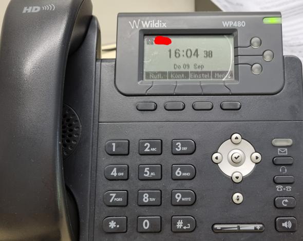 Probleme mit dem Telefon bei der Arbeit?