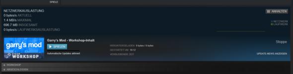 Bitte beachtet das STOPPE von Steam nicht, das ändert sich regelmäßig ... - (Computer, Technik, Download)