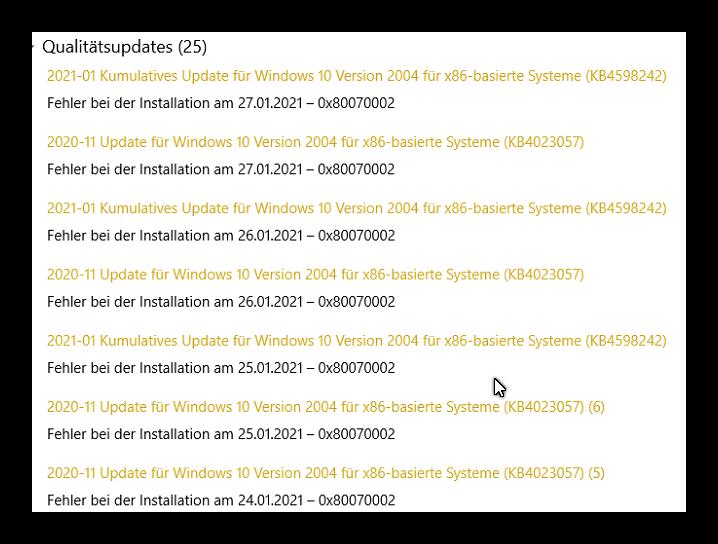 Windows 10 Upgrade Erscheint Nicht
