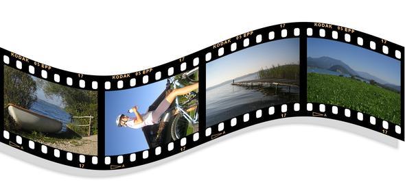 in einen solchen Filmstreifen möchte ich Fotos einfügen :) - (Computer, Bilder, Foto)