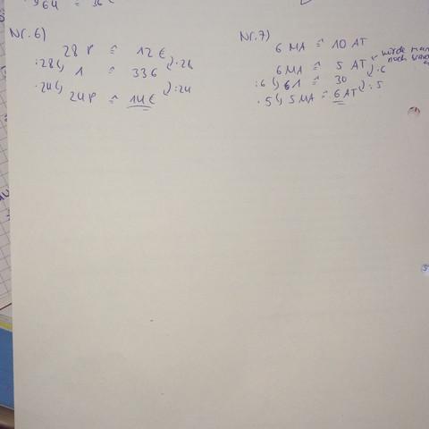 Meine Rechnung - (Mathematik, proportionale, Antiproportionale)